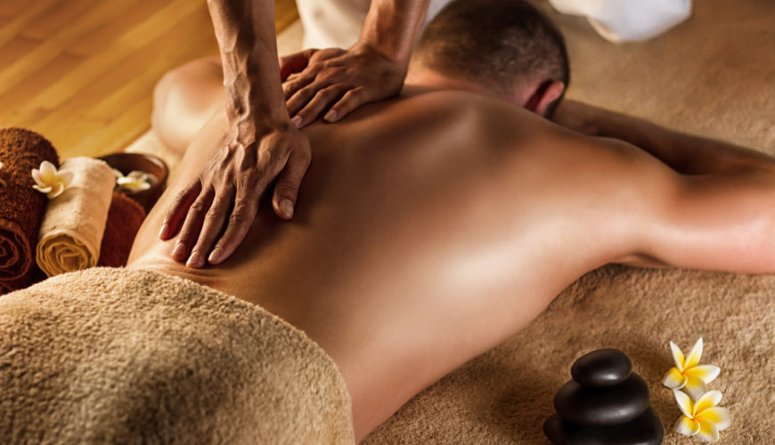 Deep Tissue Massage Manchester